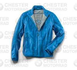 Ride Quilted Jacket Blue (Men)